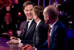 Así ha sido la noche electoral en Holanda, en imágenes
