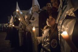 Lunes Santo: Encuentro en Ávila y Vía Crucis en Ponferrada
