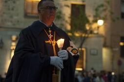 Procesión del Santo Entierro, en imágenes