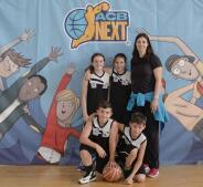 Los participantes de la tercera ronda previa del torneo «3x3 ACB Next»