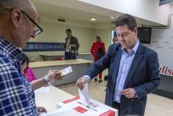 Las primarias del PSOE, en imágenes