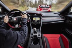 Fotogalería: Honda Civic Type-R 2017, el compacto más radical y deportivo