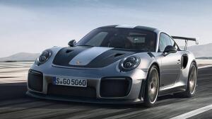 El 911 más potente de la historia, el GT2 RS llega con 700 caballos bajo el capó