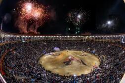 Las mejores imágenes del Red Bull X-Fighters de Madrid