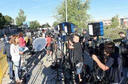 Las imágenes de Mariano Rajoy como testigo en el juicio de la trama Gürtel