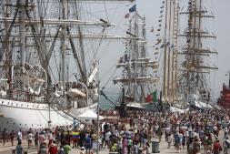 Los veleros de la Gran Regata de Cádiz (III)