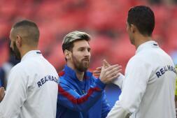 Las mejores imágenes del clásico Barcelona-Real Madrid