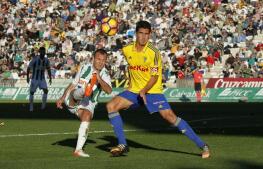 El partido del Cádiz CF frente al Córdoba en imágenes