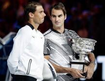 Así ha celebrado Federer su título en el Open de Australia