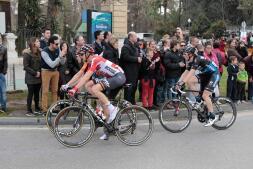 La Vuelta por Sevilla, en imágenes