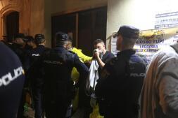 Fotos: Así es una noche de patrulla en Carnaval