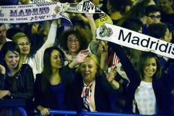 La espectacular celebración del Real Madrid en Cibeles
