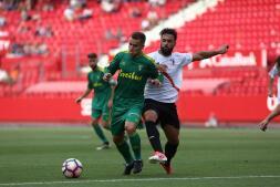 Las mejores jugadas del Sevilla Atlético vs Cádiz CF