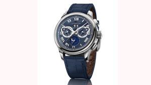 Relojes de platino, el tiempo hecho joya