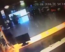 Explosión aeropuerto de Estambul