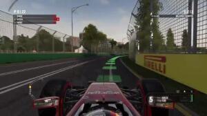 «Gameplay» de «F1 2016»