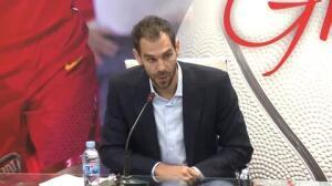 Calderón deja la selección después de ganar ocho medallas