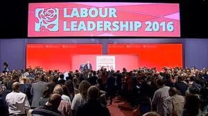 Jeremy Corbyn, reelegido como líder laborista