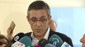 """Madina: """"Primero, los intereses del país&#x3B; segundo, los del PSOE, y, por último, el interés particular de algunos miembros del PSOE"""""""