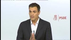 Pedro Sánchez dimitirá si el Comité Federal decide pasar a la abstención