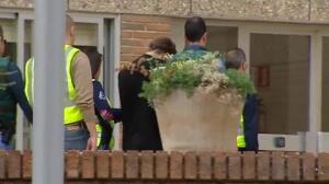 El asesino de Pioz ya ha sido interrogado por la Guardia Civil
