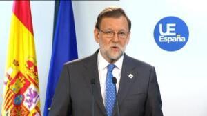 """Mariano Rajoy: """"No es la primera vez en la historia que un gobierno está en minoría"""""""