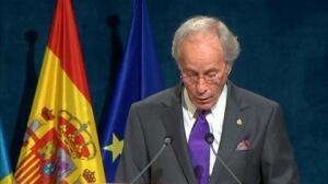 Richard Ford recibe el Premio Princesa de Asturias de las Letras 2016
