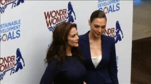 La ONU nombra a Wonder Woman embajadora por el Empoderamiento de la Mujer