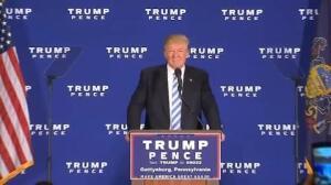 Trump denunciará a mujeres que le acusaron de agresiones sexuales