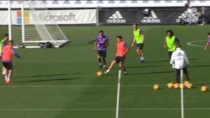 Resuelta la eliminatoria de Copa, el Madrid trabaja para mantener el liderato en Liga