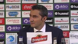 """Valverde: """"Era un partido de rivalidad y se ha notado en el campo"""""""