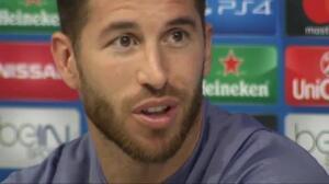 """Sergio Ramos sobre Football Leaks: """"Por encima de todo no debe afectar al equipo"""""""
