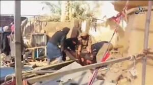 El ejército de Irak bombardea un mercadillo en una zona controlada por Estado Islámico