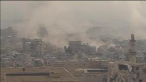 Tregua en Alepo para que los cascos blancos puedan evacuar a 500 civiles