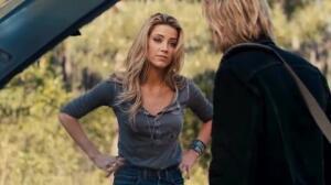 ¡Amber Heard se une a la moda de la melena midi!