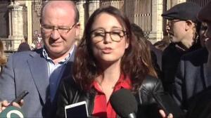 """Andrea Levy: """"España necesita unos presupuestos"""""""