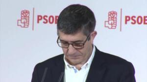 Patxi López dice que ha sido leal a Pedro Sánchez
