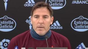 "Berizzo: ""He decidido apartar a Orellana del equipo por una falta de respeto inaceptable"""