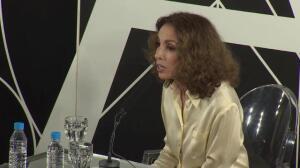 Ana Belen pide más trabajo en el cine español