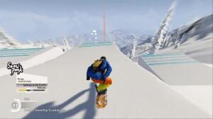«Gameplay» de «STEEP»