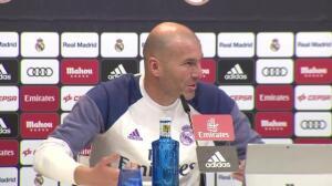 "Zidane va a ""dejar atrás"" la mala racha del Real Madrid"