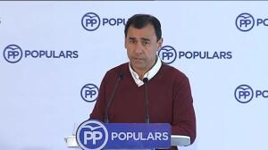 Maillo (PP) dice a Generalitat que hay que respetar la ley