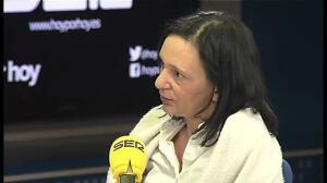 """Bescansa: """"Impugno el eje Iglesias-Errejón, no nos ayuda a entender lo que pasa en Podemos"""""""