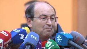 """Castro sobre Ramos: """"Rechazamos que se le insulte pero tampoco puede provocarse a la afición"""""""