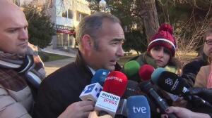 """Familiares de víctimas quieren que juicio acabe """"cuanto antes"""""""