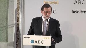Rajoy dice que 'el Brexit no va a ser fácil'