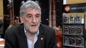Juanma López Iturriaga aplica los valores del baloncesto al sector automovilístico