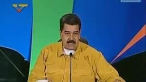 """Maduro cree que a Rajoy """"se le reventarán los dientes"""""""
