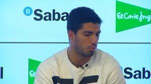 """Luis Suárez: """"Este equipo tiene capacidad para revertir este tipo de situaciones"""""""