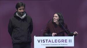 La mujer más poderosa de Podemos